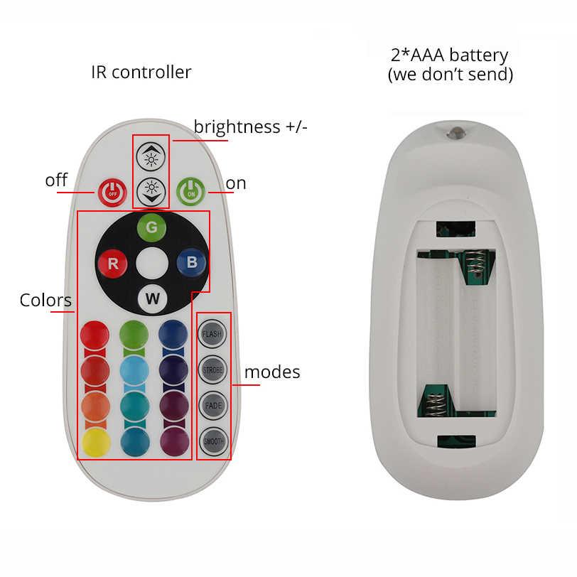 С помощью приложения на телефоне и пульт дистанционного управления RGB Светодиодные ленты 220 V 220 Вт водостойкый led Светодиодные ленты света 60 светодиодный s/m 5050 лента СВЕТОДИОДНЫЙ прокладка полоса лента IL
