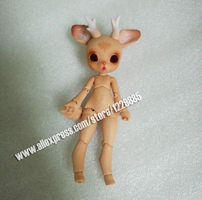 Juguetes de alta calidad para niños y niñas modelo de cuerpo 1/8 de muñeca HeHeBJD-in Muñecas from Juguetes y pasatiempos    1