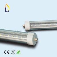 25 teile/los T8 LED Leuchtstoffröhre 48 Watt/40 Watt 8FT 30 Watt 6FT einzelnen pin Fa8 R17D Hohe helle SMD2835 AC85-265V 28LM/LEDreplace innen lampe