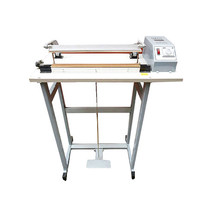 Electric 380v 220v Foot Pedal Plastic bags sealing machine Shrink film sealing and cutting machine