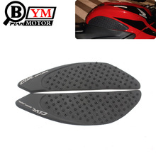 For Honda CBR600RR 2007 08 09 2010 11 2012 Motorcycle Anti slip Tank Pad 3M Side Gas Knee Grip Traction Pads Protector Stickers