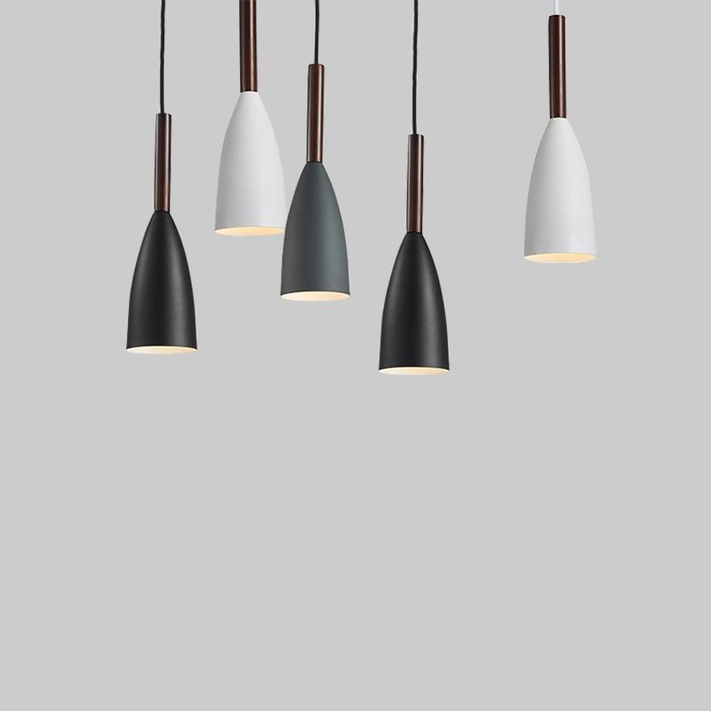 Modern Pendant Light for Dinning Room Hanging Lamp Nordic Creative Minimalist Pendant Lights Bar Home Decoration Indoor Lighting