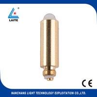 Heine 035 X-01.88.035 2.5 V 20hrs sợi quang kiếng soi hầu đầu bóng đèn mạ vàng miễn phí vận chuyển,