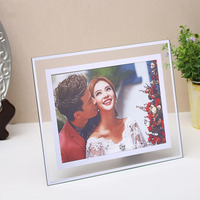 Crystal Glass Photo Frame A4 Photo Frame wall frame for picture frames for diamond painting picture 040 y