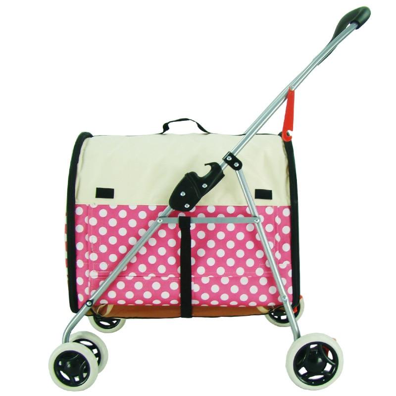 hot selling dog products lightweight dog stroller multifunctional four wheels dog carrier car. Black Bedroom Furniture Sets. Home Design Ideas