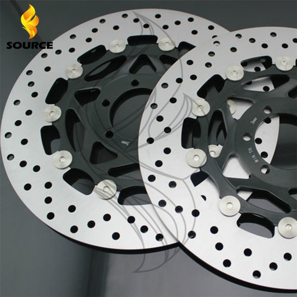 motorcycle  Front Brake Disc Rotor For YAMAHA YZF600R 1994 1995 1996 1997 1998 1999 2000 2001 2002 2003 2004 2005