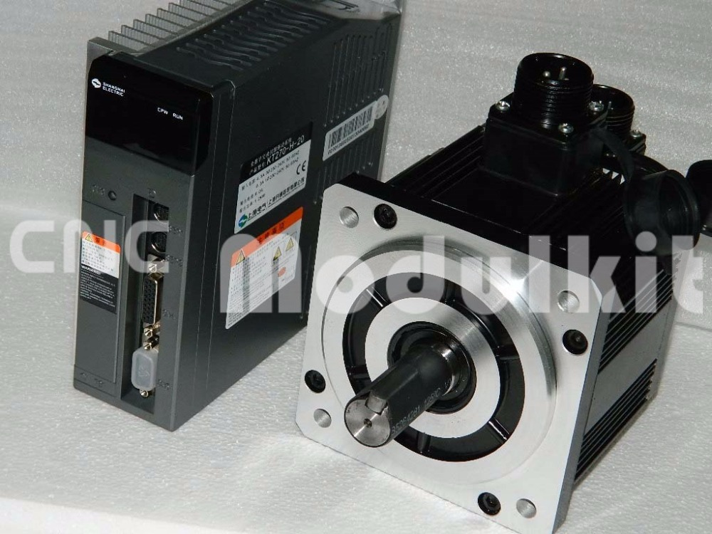 Ac servo motor shanghai electric driver kt270h20 control for Ac servo motor controller
