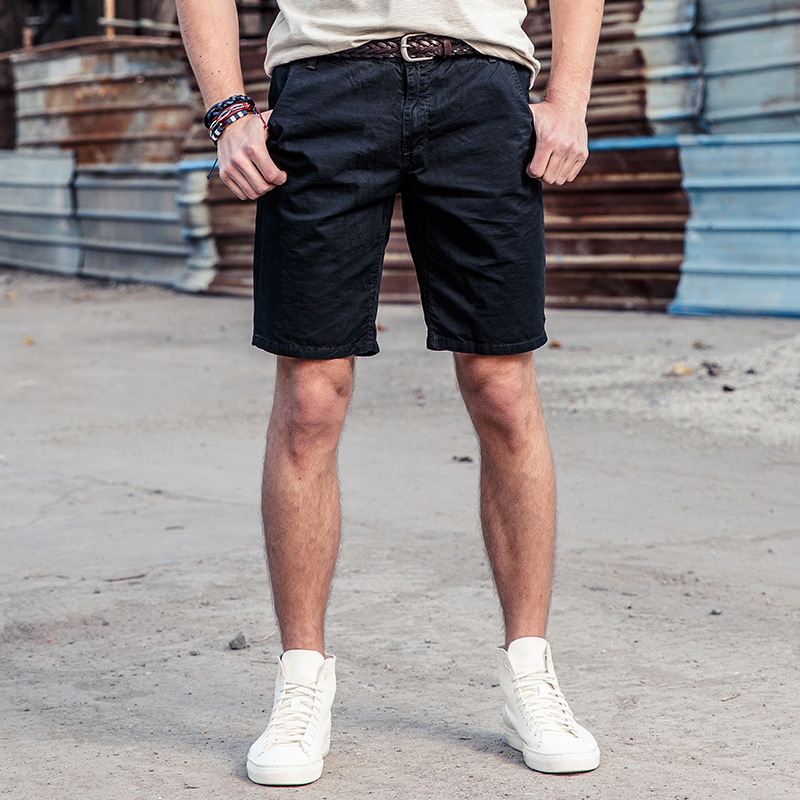 Multi bag bib overall 2017 Men Military Shorts Summer Mens pure color Cargo Shorts Workout Shorts Homme Casual Trousers plus