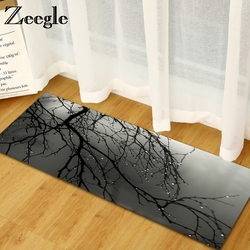 Zeegle 3D Kitchen Floor Mat Anti-slip Area Rug For Living Room Bedroom Carpets Bedside Rug Bathroom Foot Mat Home Door Carpet