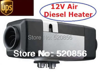 Free Shipping 2kw 12V Auto Air Parking Heater Air Diesel Heater For Car Boat Truck RV