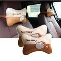 Auto 1PC Car Auto Seat Head Neck Rest Cushion Headrest Pillow Pad BGjan25
