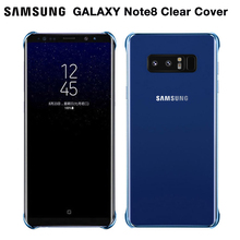 Samsung Original Shockproof Phone Case Soft Shell For Galaxy Note8 N9500 NOTE 8 Stealth TPU Mobile Cover