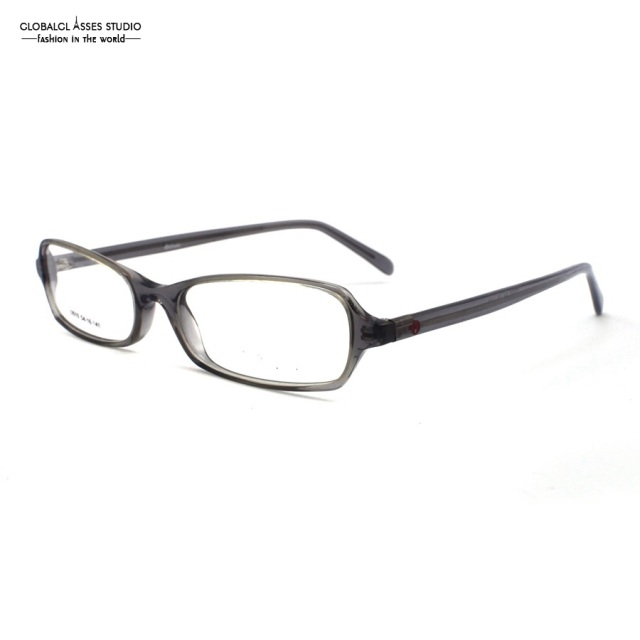 0fc5930a74c Classic Small Shape Oval Lens Acetate Frame Women Violet Color Flex Hinge  Slim Temple Rx Reading Eyeglass Clean Lens L2010-C1