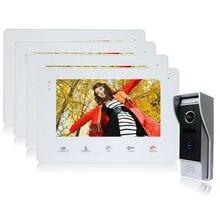 YSECU 7 Inch Digital Video Door Pho
