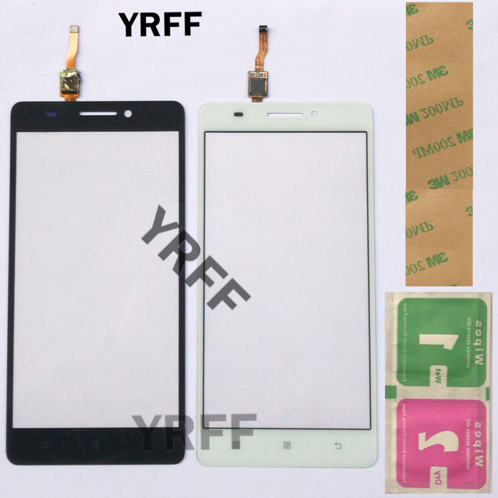 5.5' Mobile Touch Screen Panel For Lenovo A7000 K3 Note K50-t5 A 7000 Touch Screen Glass Digitizer Panel Sensor TouchScreen Gift