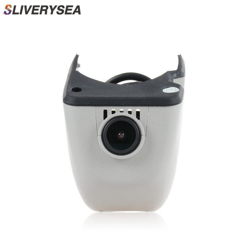 Car DVR Dash Cam Registrator Dual Camera Full HD 1080P Night Vision Video Recorder WiFi For Audi A1 A3 A4L A5 A6 Q3 Q5 in DVR Dash Camera from Automobiles Motorcycles