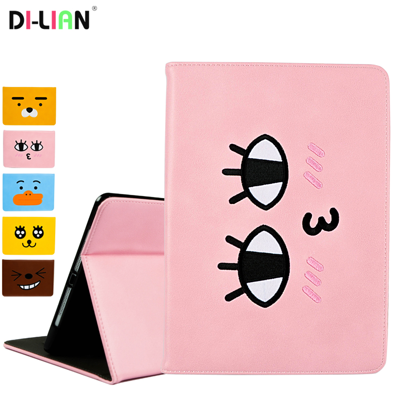 Smart case For iPad mini 4 case DI-LIAN Ultra-thin Leather Stand Cover For Apple iPad mini 1 2 3 4 case Wake Up/Sleep Function sgl luxury ultra smart stand cover for ipad air 1 ipad5 case luxury pu leather cover with sleep wake up function for ipad air1