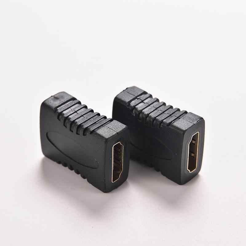 قابس مهايئ للتلفزيون CP 1080P MI ملحق تمديد كابلات موصل محول 1 قطعة MI V1.4 أنثى إلى أنثى F/F مقرنة موسع