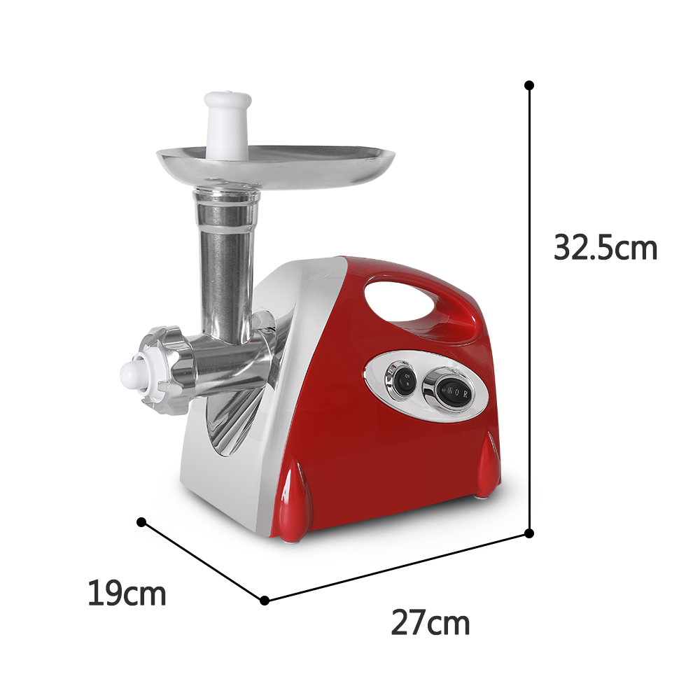 ITOP 800W Electric Meat Grinder Food Chopper Mincer Sausage Stuffers Kibbe Maker Multifunctional Food Processors