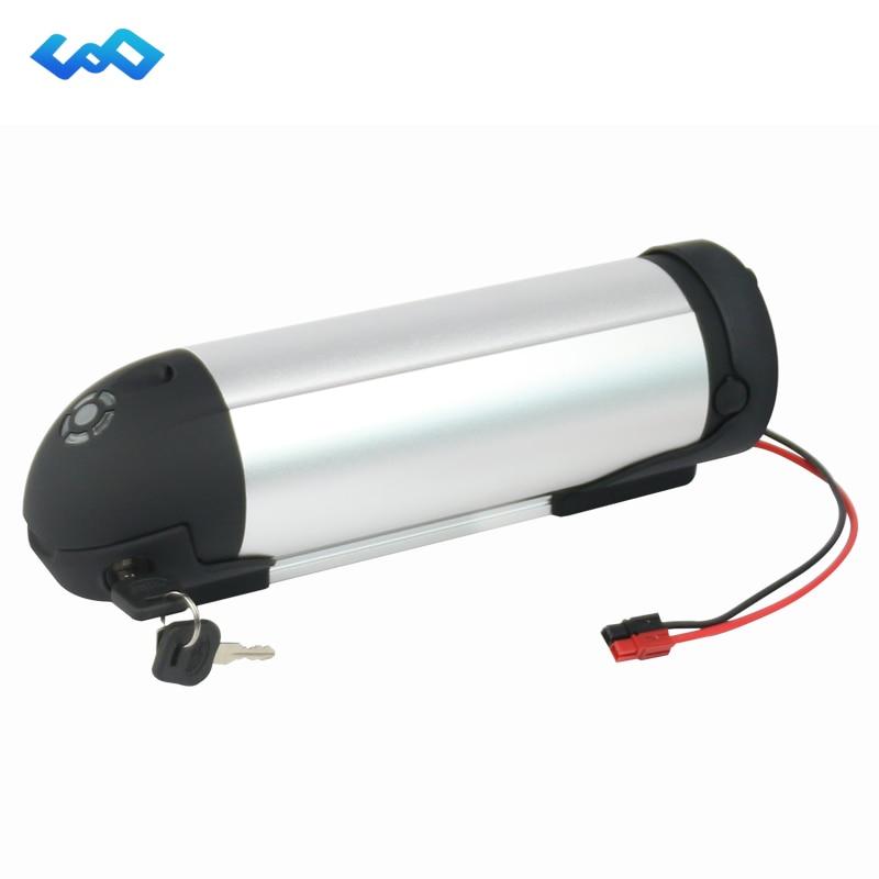 US EU AU Keine Steuer Elektrische Fahrrad Batterie 36 V 13Ah li-ion Akku 36 Volt Wasserflasche Batterie für eBike 500 Watt Motor
