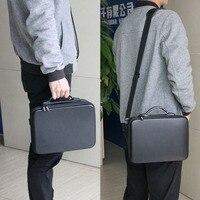 Universal admission bag shoulder portable Messenger bag PU double box for DJI MAVIC AIR accessories