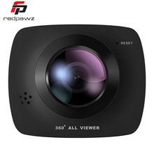 E lephone ELECAM 360 Actionกล้องMini VRกล้อง360องศาSPCA6350M F2.0เลนส์คู่OV4689 1080จุด30fpsกีฬากล้องสำหรับลูกกระจ๊อก