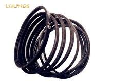 Ribbed Belt PJ 230J 240J 245J 250J 255J 260J 270J 280J 290J 300J  washing machine  treadmill motor  fitness drive 2 Pieces/Lot