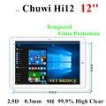 Hi12 Протектор Экрана Стекло Для Chuwi Hi12 закаленное стекло-экран Протектор 2.5D Высокое Прозрачное Anti-scratch