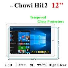 Anti-scratch прозрачное chuwi стекло-экран высокое экрана закаленное стекло протектор для