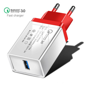 USB Charger Quick Charge 3.0 2