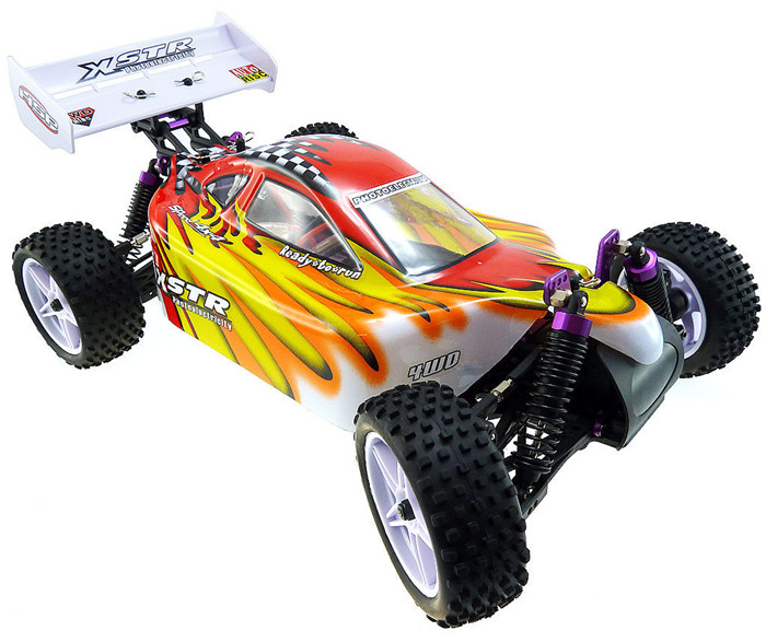HSP Rc Car 1/10 Scale Models 4wd Electric Power Off Road Buggy 4x4 Racing 94107 High Speed Hobby Remote Control Car 02023 clutch bell double gears 19t 24t for rc hsp 1 10th 4wd on road off road car truck silver