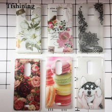 цена на Tfshining Fashion Case Cover For BQ BQS-5050 Strike Selfie Phone Cases Silicone Soft TPU Cute Back Shell For BQ BQS 5050 bqs5050