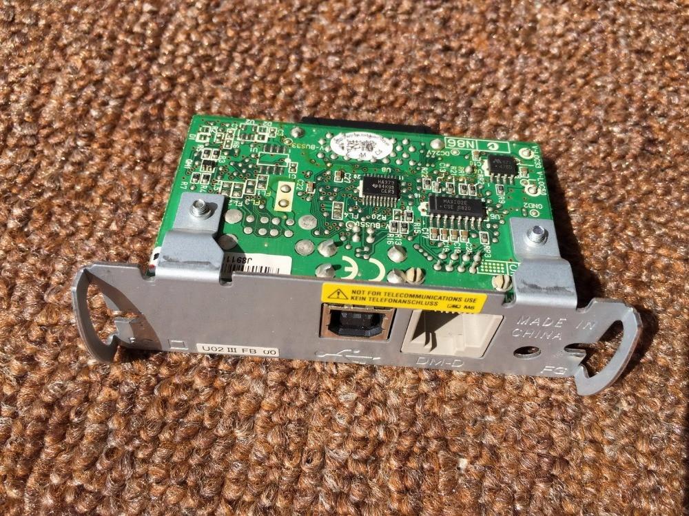 INTERFACE USB M148E FOR EPSON  UB-U02III  TM-U220 TM-T88II, TM-T88III, TM-U675 Printer