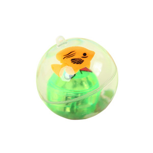 Image 5 - كرة كذاب مطاطية وامضة 5.5 سنتيمتر كرة مضيئة كرة مقاومة للإجهاد LED كرة ضد الإجهاد لعب ممتعة للأطفال