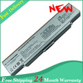 NO CD Laptop Battery For Sony Vaio VGN NR VGN AR VGN CR VGP BPS9A B VGP BPS10 VGP BPS9 Silver