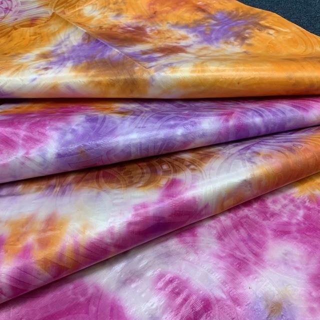 Bazin riche getzner broccato jacquard tessuto del tessuto della stampa africano bacino riche getzner atiku tessuto per gli uomini 5 yard/setL1402