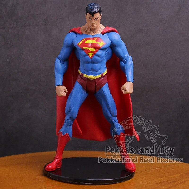 DC Comics Super Hero Superman móvil PVC figura de acción juguete modelo coleccionable