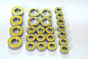 Provide HIGH PERFORMANCE Modle car bearing sets bearing kit KYOSHO MP9 4WD BUGGY(China)
