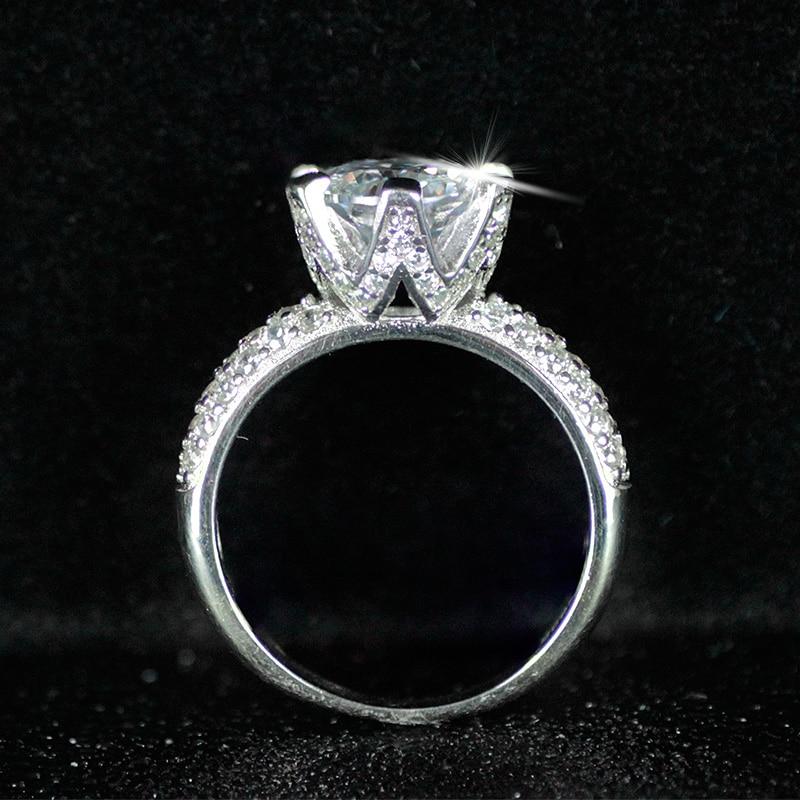 Αρχική 925 Sterling Silver Δαχτυλίδι - Κοσμήματα μόδας - Φωτογραφία 6