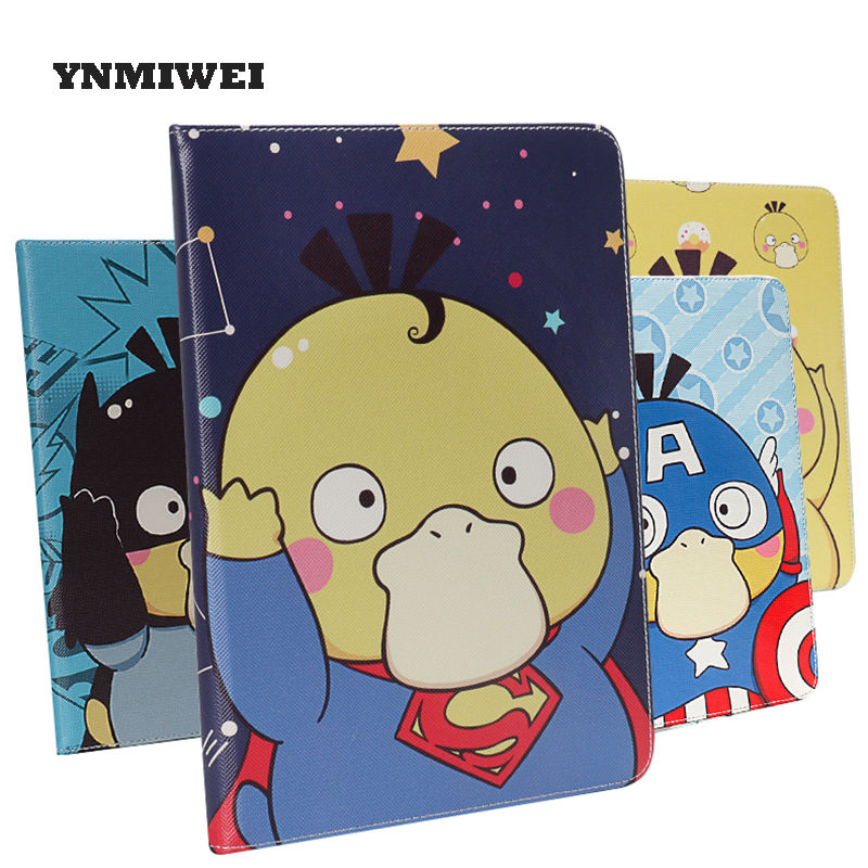 The Case For Ipad Mini 4 Protective Tablet Pad Cases PU Leather Anime Cartoon Dirt-resistance Wake Up Tablet Cover Shell for ipad air 1 case ipad 5 pu leather tablet protective case anime cartoon stand holder shell wake up sleep function ynmiwei