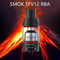 Original Smok tfv12 RBA/ tfv12 Top filling Cloud Beast Support 350w electronic cigarette mod