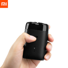 New 2019 Xiaomi Mijia Electric Shaver 2 Floating Head Portable Waterproof Razor Shavers USB Rechargeable Shaver