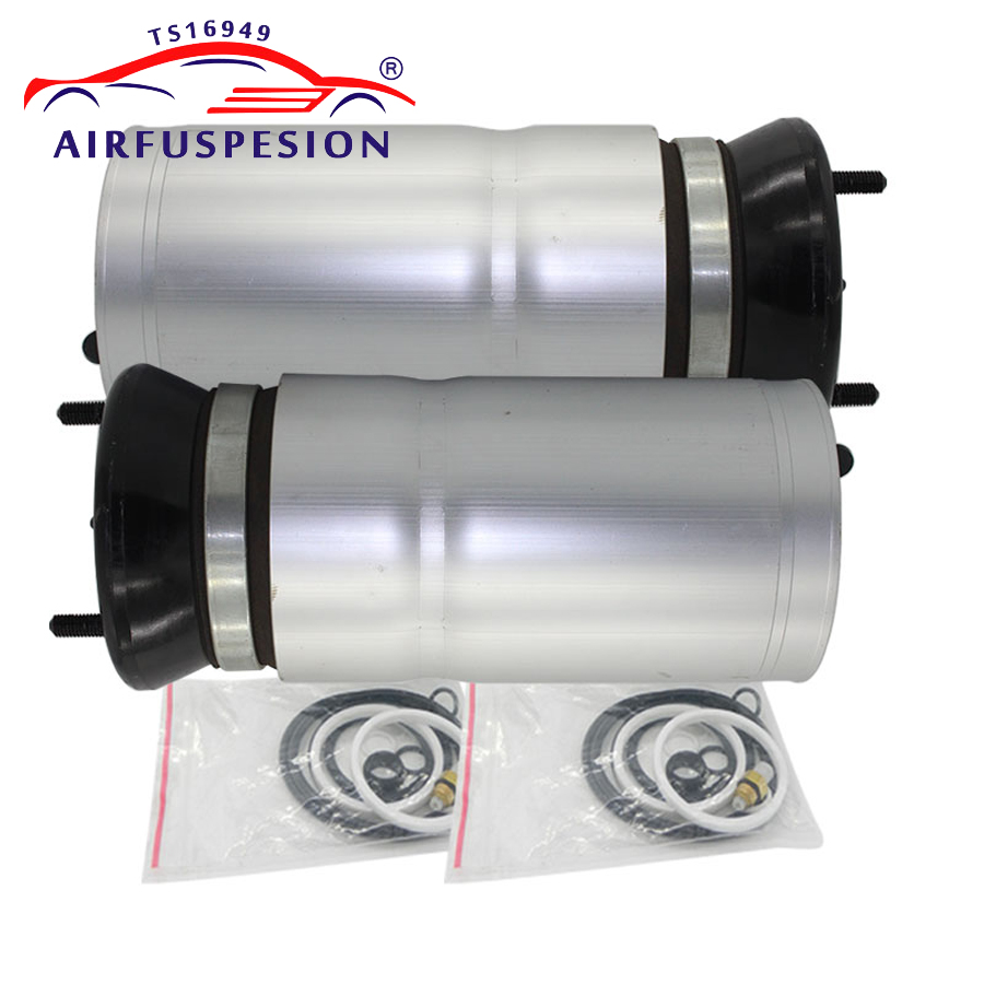 Pair Air Spring Bag Air Suspension Repair Kit For Land Rover Front Discovery 3 4 LR3 LR4 RANGE ROVER SPORT RNB501180 RNB501470