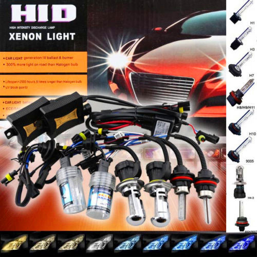 H7 6000K XENON CANBUS HID KIT TO FIT Suzuki MODELS PLUG N PLAY