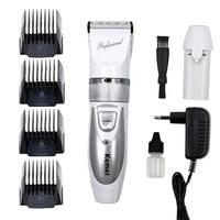 T084 Rechargeable Maquina De Cortar O Cabelo Electric Shaving Machine Kemei Hair Clipper Barber Hair Cutting