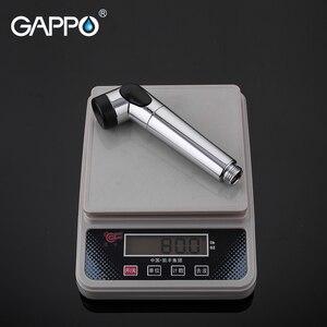 Image 5 - Gappo Bidet Faucets ABS Bathroom shower tap bidet toilet sprayer Bidet toilet washer mixer muslim shower Spray Shattaf