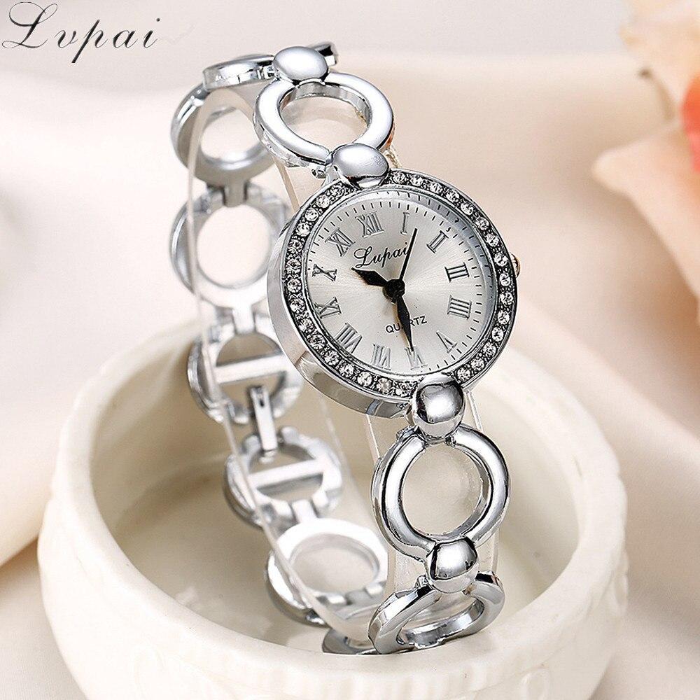 Relogio Feminino Vente chaude De Mode De Luxe Femmes Montres Femmes Bracelet Montre Watch