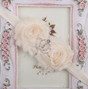 15 цветов инструмент для укладки императорская корона ободки аксессуары для волос для детей делают их модными милыми - Цвет: 12 beige