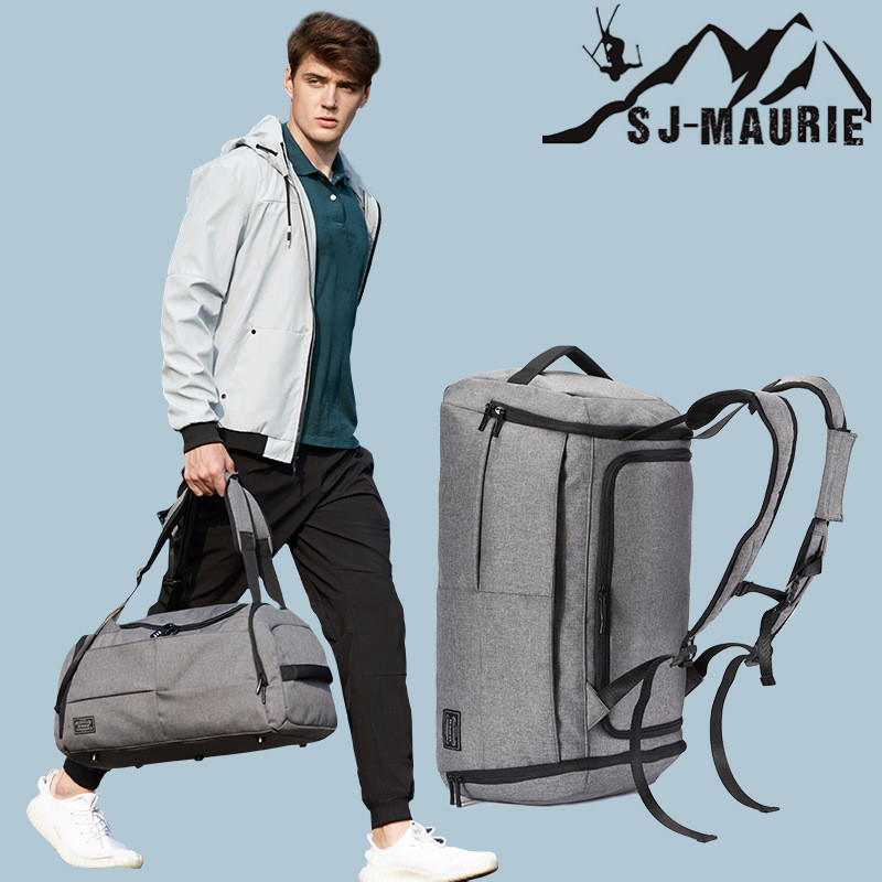 cfa7535b41c9 Hot Sale Terylene Men Luggage Bag Sport Fitness Bag Multifunction Gym Bags  for Shoes Storage Outdoor