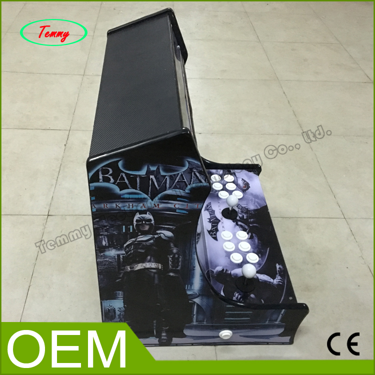 все цены на  Pandora Box 4 street fighter game machine multi games 680 in 1 HD mini arcade game console with Double joystick  онлайн